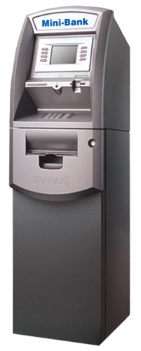 Tranax Mini-Bank 1700